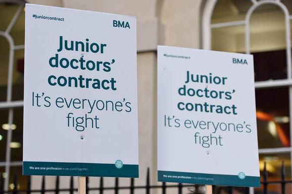 JUNIOR DOCTORS' CONTRACTS