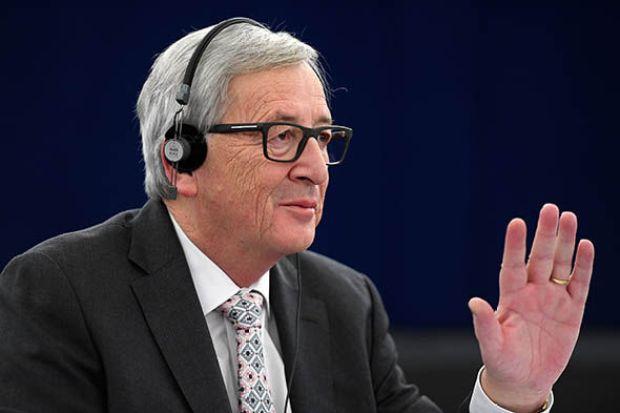 Jean-Claude Juncker, the EU boss