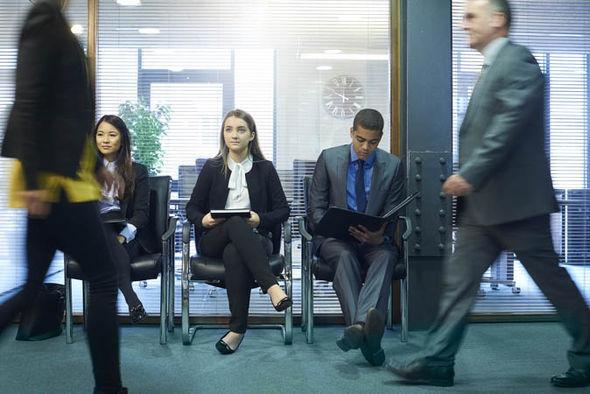 Job vacancies UK employment Britain statistics