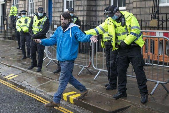 Lockdown Scotland