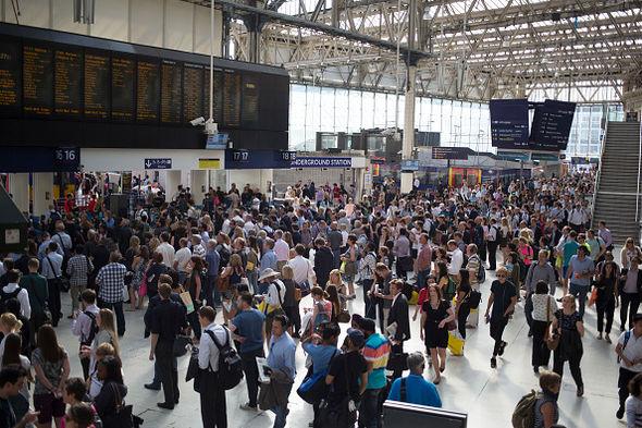 London Underground closure royal wedding