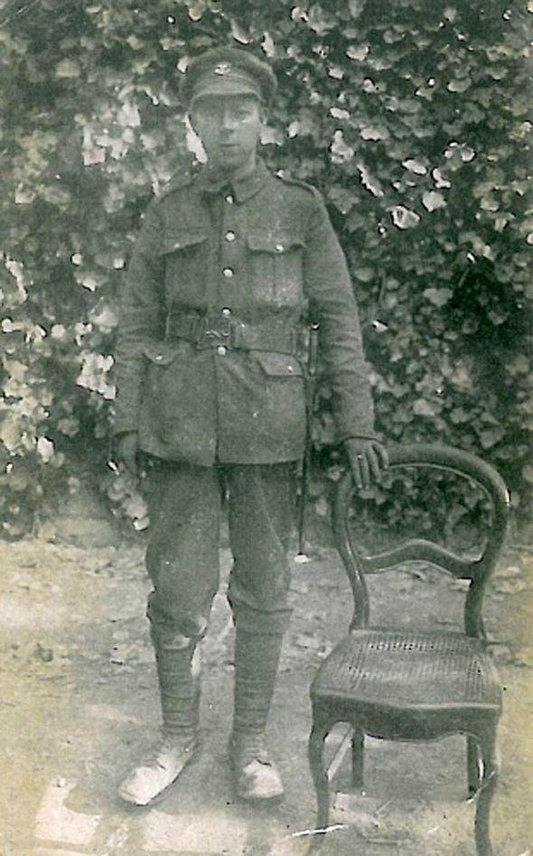 Photo of Edward Woolley