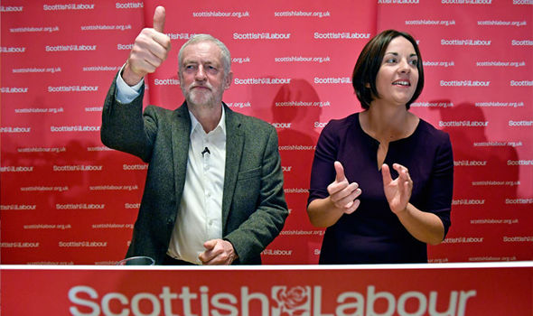 Major losses in Scotland in next month's elections could spell the end for Corbyn