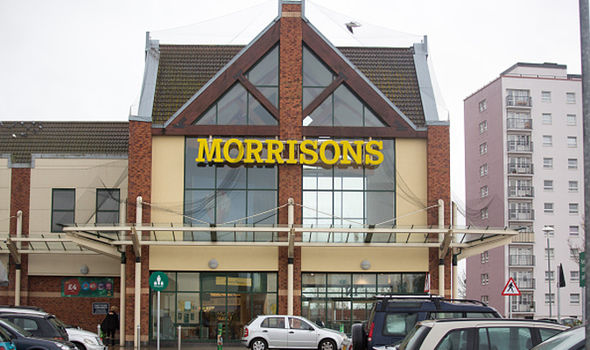 Morrisons is encouraging people to give away a free hot cross bun to their neighbours at Easter