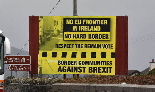 Northern Ireland brexit EU