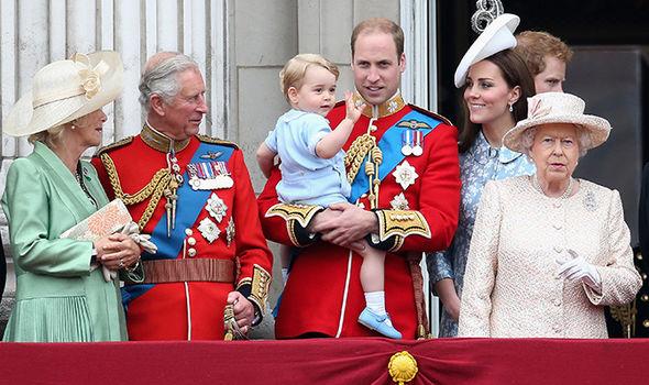 Queen gift list bizarre Royal 2016