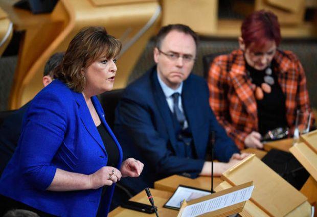 SNP Fiona Hylsop