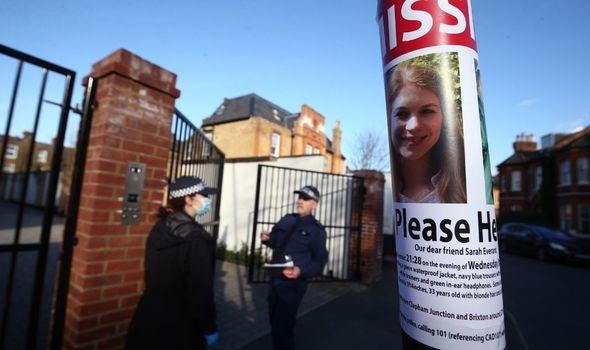 https www express co uk news uk 1408265 sarah everard missing body found police search kent met police statement