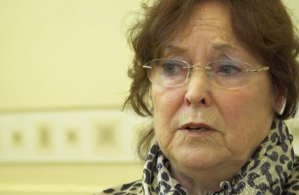 Stoke resident June Collier believes in UKIP