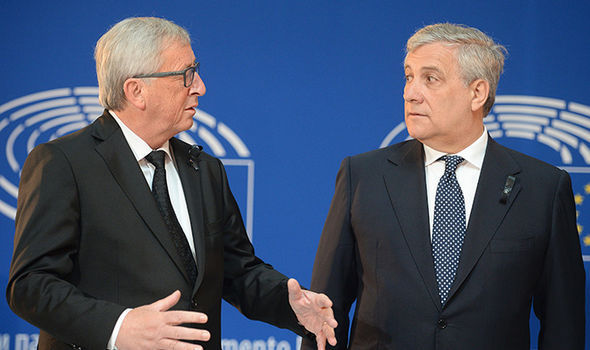 Humiliation for Juncker: EU chief in grovelling apology ...