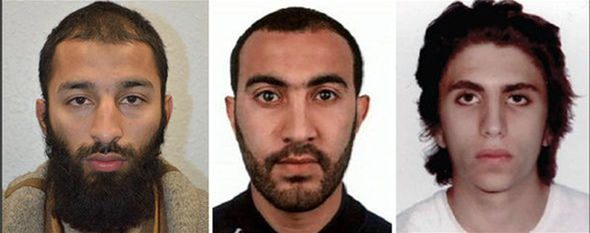 The London Bridge attackers