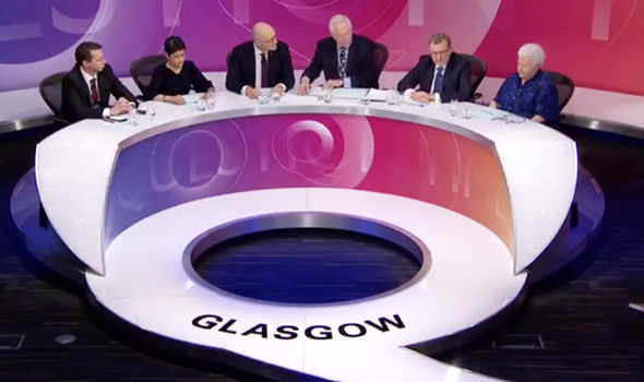 The possibility of a second referendum was a key topic of debate on Thursday's Question Time
