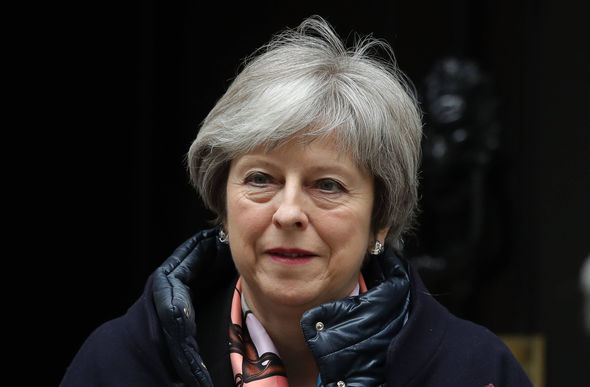 Theresa May Russia spy poisoning statement