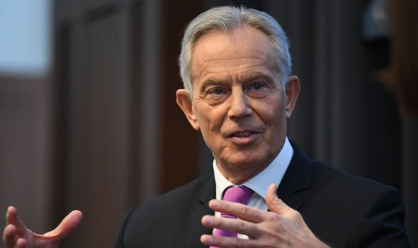 Tony Blair: The former Labour Prime Minister has in recent weeks offered advice to Starmer