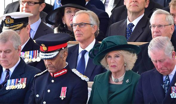 Tony Blair war