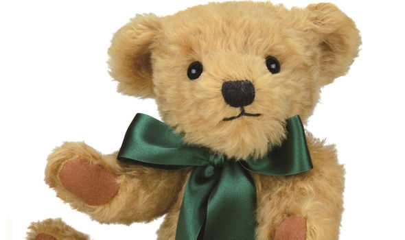 The Merrythought bears are able to move their arms and legs