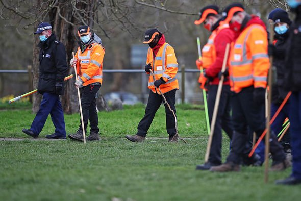 https www express co uk news uk 1408448 sarah everard news what has happened to sarah everard latest met police update evg