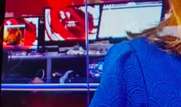 BBC News blunder as Sophie Raworth reads bulletin ...