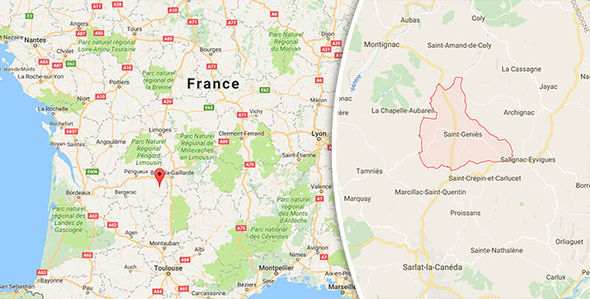 Mr Forbes was last seen leaving his home in Saint-Geniès, in the Dordogne