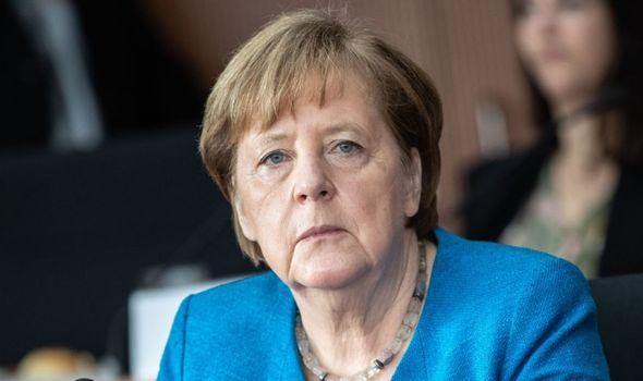 brexit germany angela merkel