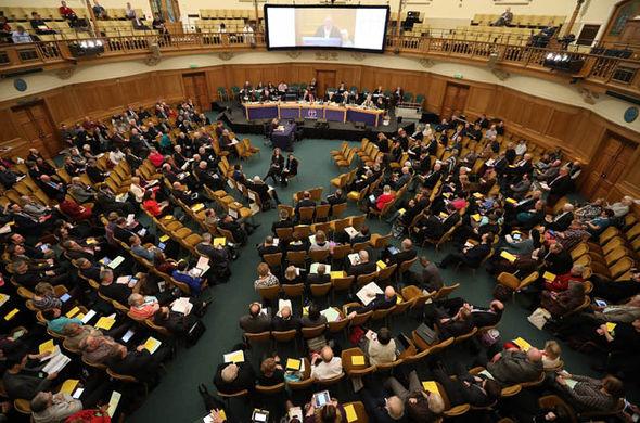 Church's General Synod