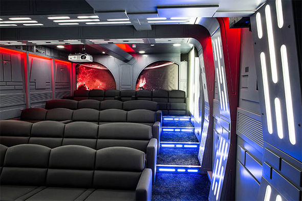 Cinema room money.co.uk