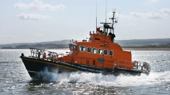 lifeboat coast guard