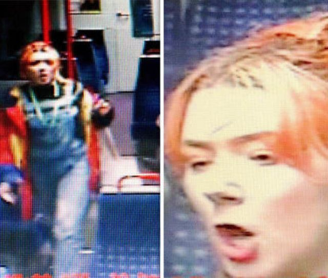 This Woman Is Wanted By British Transport Police