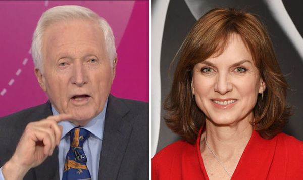 BBC Question Time: Fiona Bruce to replace David Dimbleby ...