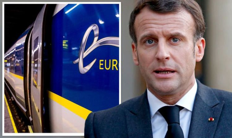 Eurostar pleas for UK help despite recent deal with lenders: 'It's a French company!'