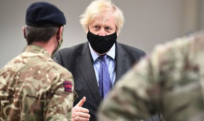 Boris deploys army to Bolton and Blackburn to combat infectious Indian Covid variant