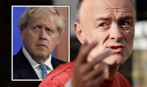 Dominic Cummings SAVAGES Boris for not implementing strict rules as Indian variant spreads