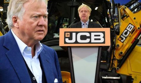 JCB chief refuses to join UK's leading business group calling it 'completely anti-Brexit'