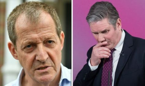 Alastair Campbell on becoming Labour leader: 'I would've gone for it!'