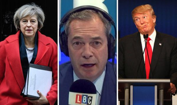 Farage accuses No.10 of inflating PM's team's meeting with ...