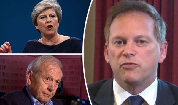 Theresa May news: Grant Shapps roasted by BBC host for ...