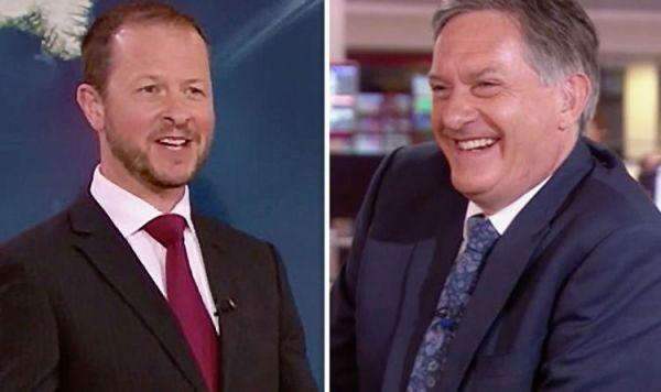 BBC News: Simon McCoy demands apology from weatherman | UK ...