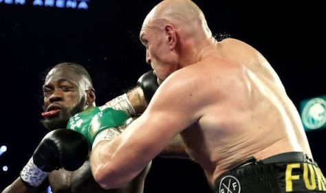 Deontay Wilder's six strange excuses after Tyson Fury knockout ended winning streak