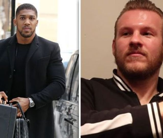 Anthony Joshua Is Told What He Must Do To Secure Deontay Wilder And Tyson Fury Fights Boxing Sport Express Co Uk