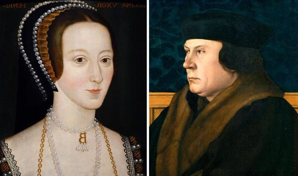 Anne Boleyn's cruel execution threat to Thomas Cromwell ahead of Channel 5 drama finale