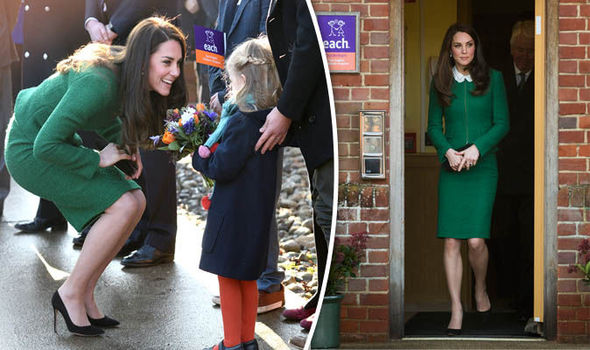 Duchess of Cambridge flowers