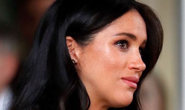 Meghan Markle: The Duchess used her 'actress's side' to hide her true feelings during Megxit