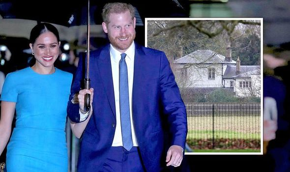 Meghan and Prince Harry repay money