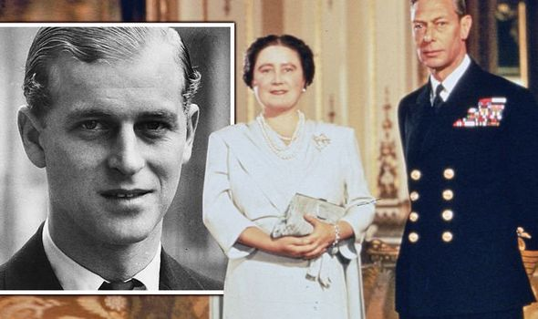 Prince Philip: The Duke's romance with the Queen was kept a secret from the British public