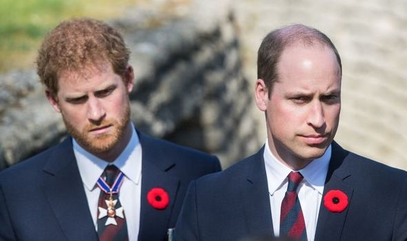 Prince William and Prince Harry relationship 'fractures started more than 20 years ago'