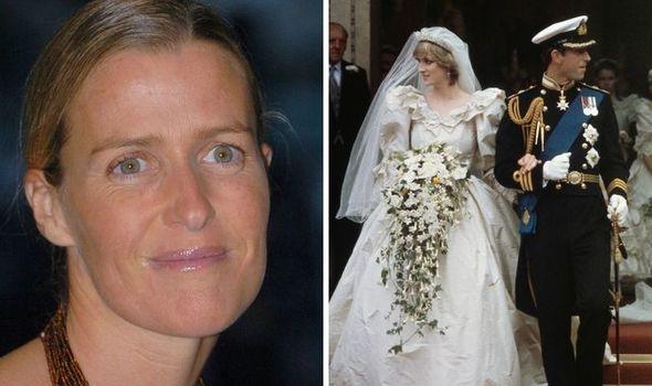 Princess Diana's bridesmaid India Hicks 'horrified' at prospect of royal wedding request