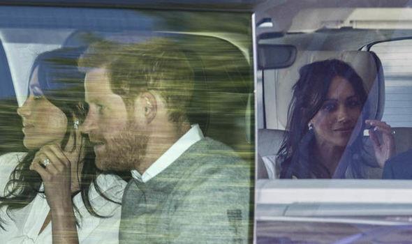 Royal wedding: Meghan Markle and Prince Harry