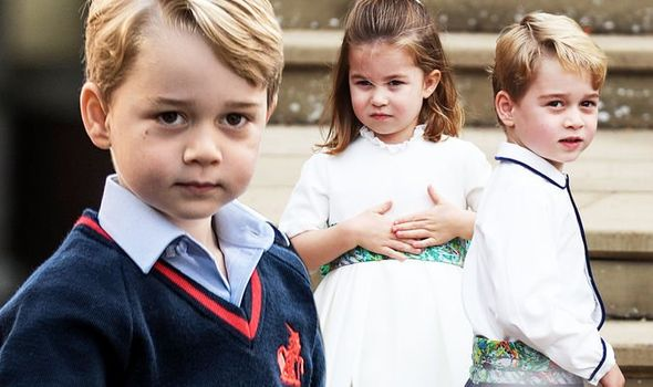 Image result for prince george and his siblings