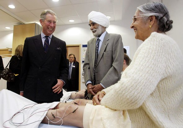 Alternative medicine: Charles reopened the Royal London Homeopathic Hospital in 2005