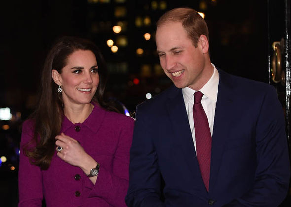 William and Kate